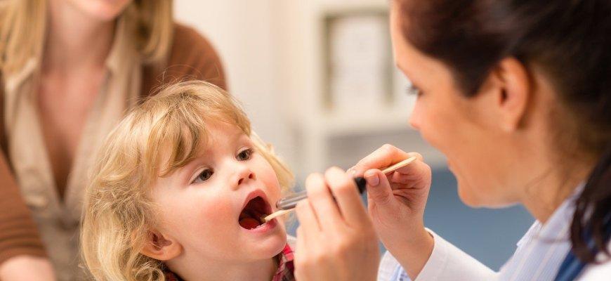 Ночной кашель при аденоидах у ребенка