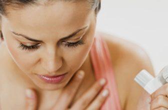 Приступ астмы