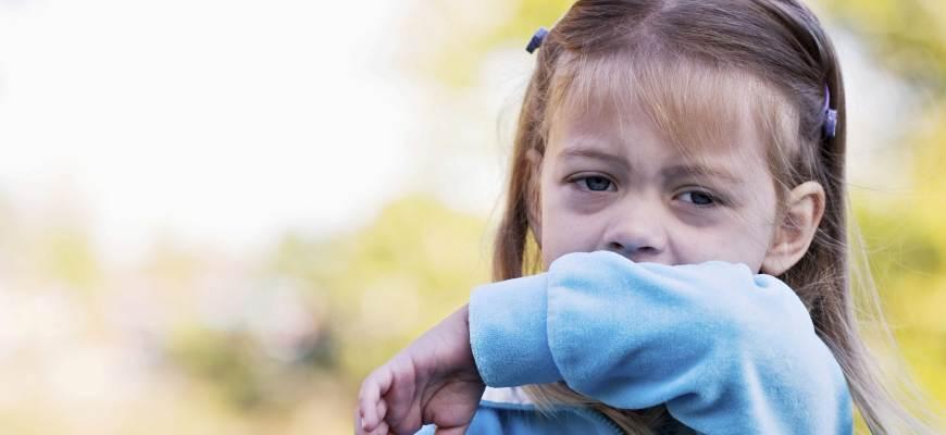 От мокрого кашля ребенку 1 год