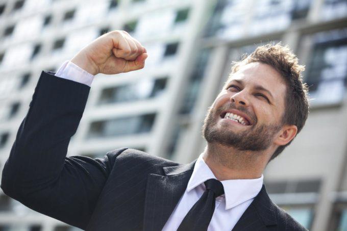 Успешный бизнесмен