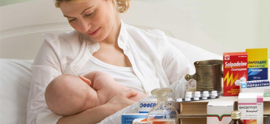 Чем помочь кормящей маме, если начался кашель. Чем лечить кашель при грудном вскармливании комаровский