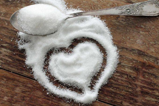 Сахар и сердце